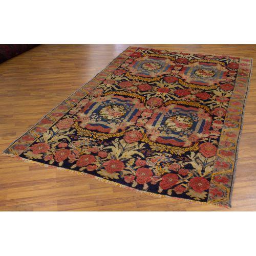Persian Style Wool Area Rug