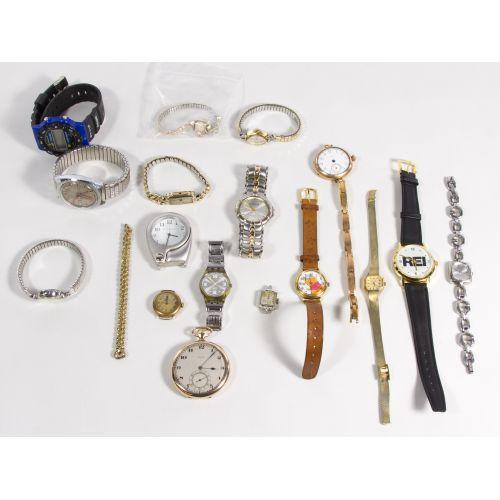 10k Gold Ladies Wrist Watch