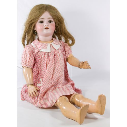 Simon & Halbig Heinrich Handwerck German Bisque Doll