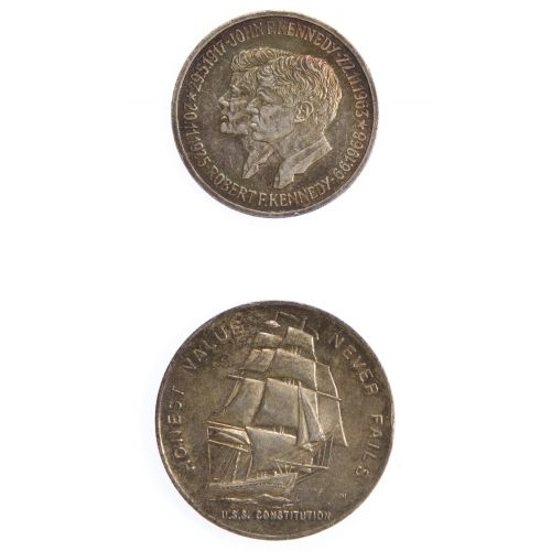 US Silver Tokens