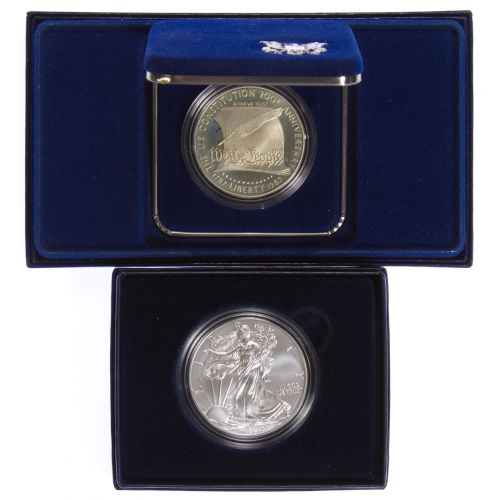 2013 $1 Silver Eagle