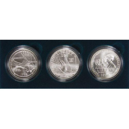 1994 $1 US Veterans