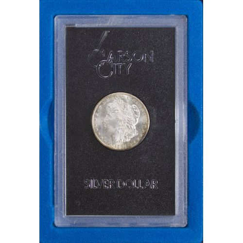 1884-CC $1 GSA MS-63
