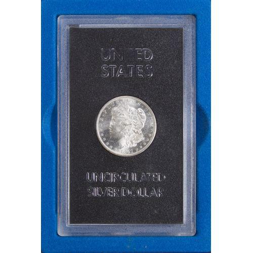 1881-S $1 GSA MS-63+ PL