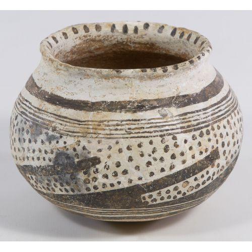Ancient Verde Valley Pottery Pot