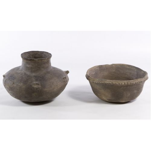 Mississippian Pottery Water Jug