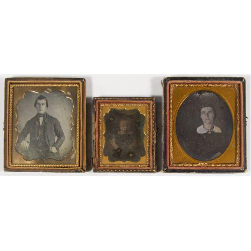 Daguerreotype Assortment