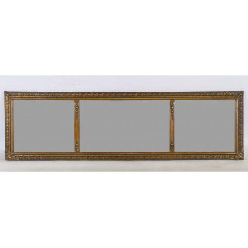 Three-panel Sofa Mirror
