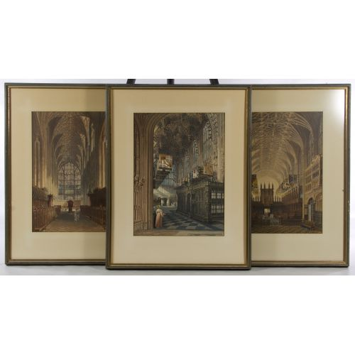 Chapel and Cathedral Prints