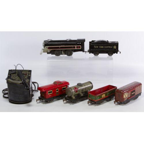 Marx O-Scale Train Set
