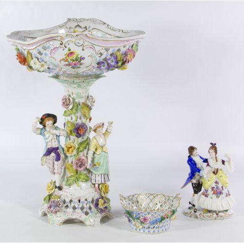 Dresden Ceramic Assortment