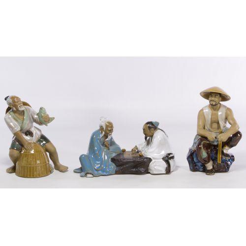 Mud Man Figurine Assortment