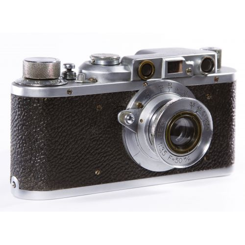 Russian FED 35mm Camera