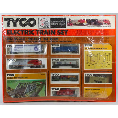 Tyco HO Scale Westinghouse Special Offer Electric Train Set