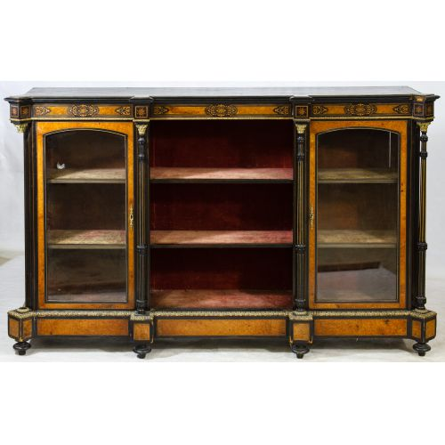Lot 71: Aesthetic Movement Cabinet