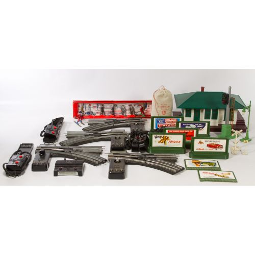 Lionel Building and Accessories