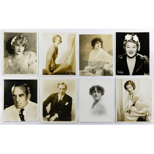 Early 20th Century Press Photograph Assortment