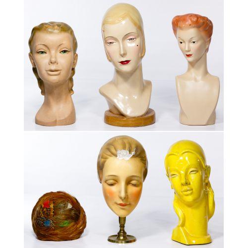 Head Form Assortment