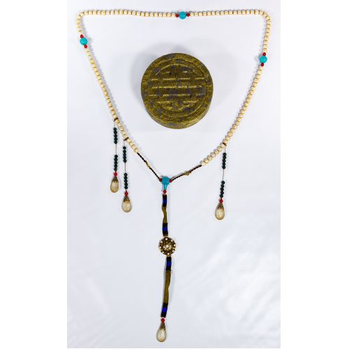 Mandarin Pearl Chaozhu Court Necklace