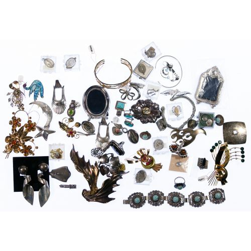 Sterling Silver and Gold Filled Jewelry Assortment