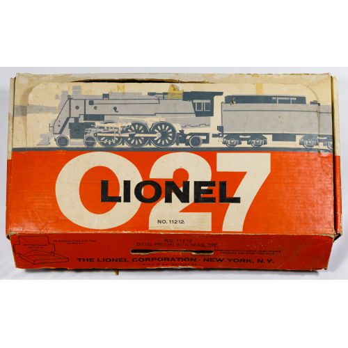 Lionel Model Train Assortment