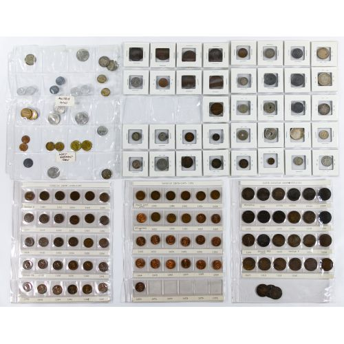 World: Coin Assortment