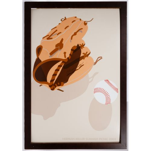 "Herman Miller ""Summer Picnic 2002"" Poster"
