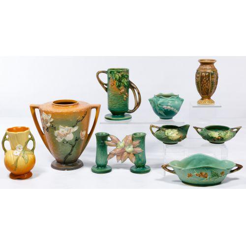 Roseville Pottery Assortment