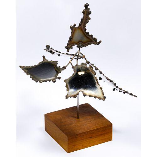 George Kafka (American, 20th Century) Metal Mobile Sculpture