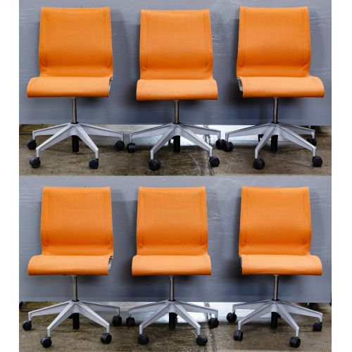 MCM Task Chairs by Herman Miller