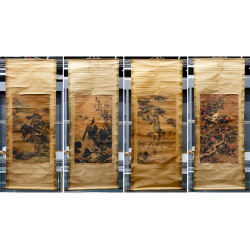 Chinese Scroll Assortment