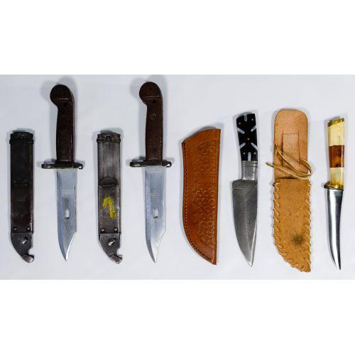 Bayonet and Knife Assortment