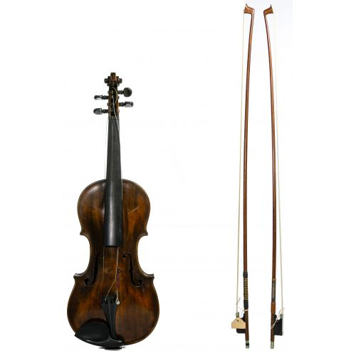 (After) Sebastian Mittenwald Kloz Violin and Bows
