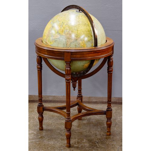 Terrestrial Floor Globe