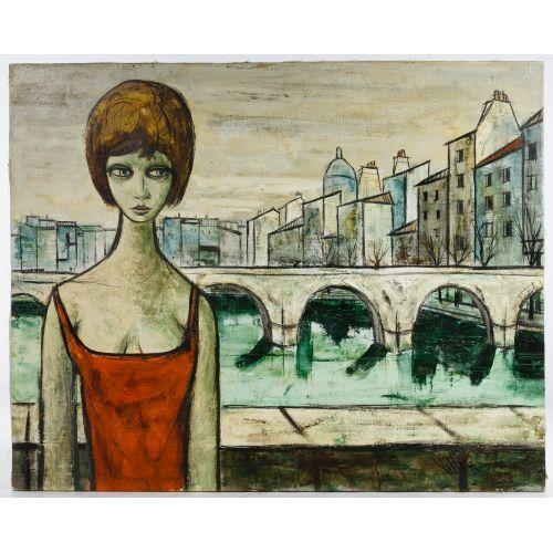Antoine Villard (French, 1867-1934) Oil on Canvas