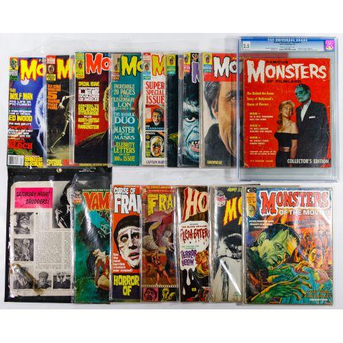Monsters Magazine Assortment