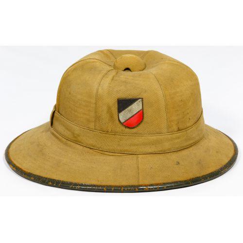 World War II Era Germany Tropical Pith Helmet