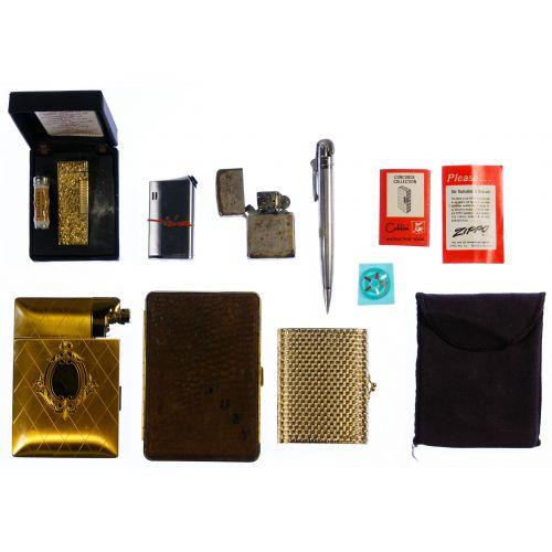 Lighter and Cigarette Case Assortment