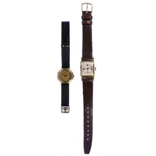 14k Gold Case Wrist Watches