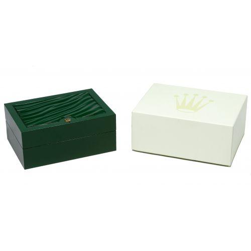Rolex Deepsea Mariner Box and Paperwork