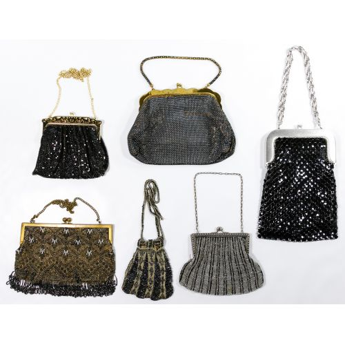 Beaded and Mesh Purse Assortment
