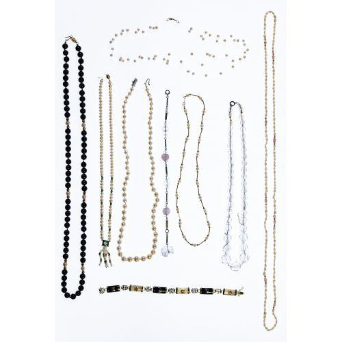14k Gold Clasp Jewelry Assortment