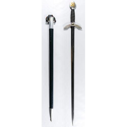 World War II German Luftwaffe Officer Sword and Scabbard