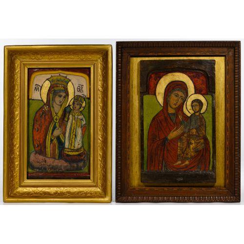 Wood Religious Icons