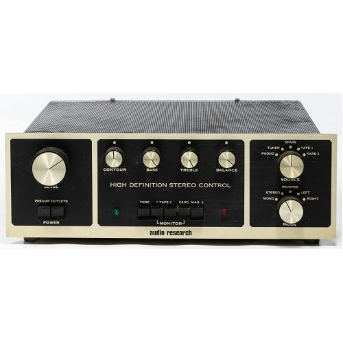 Audio Research SP-3A-1 Tube Pre-amplifier