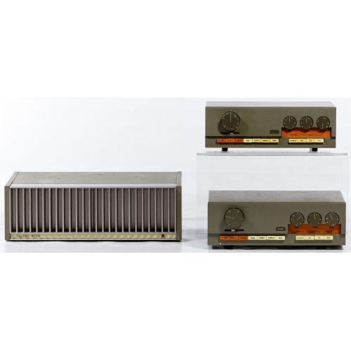 Quad 33-303 & Quad 405 Dumping Amplifier