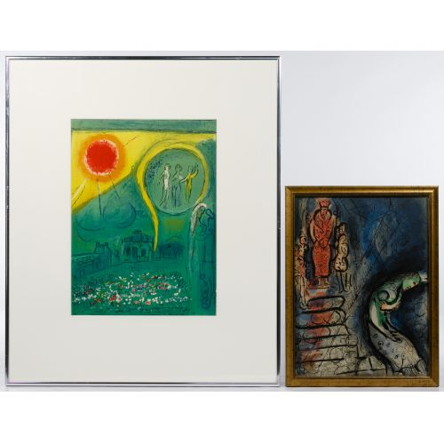 Marc Chagall (Russian / French, 1887-1985) Prints