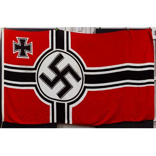 World War II German Kriegsmarine Flag