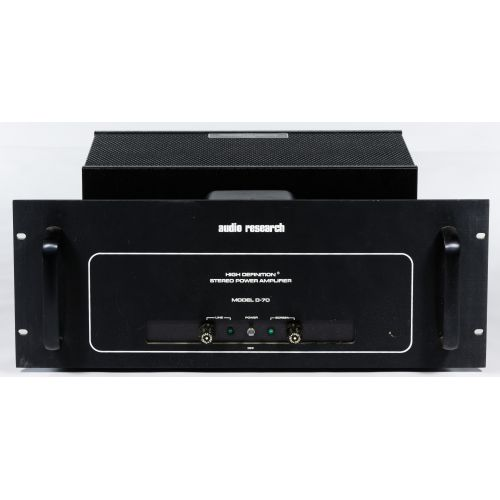 Auto Research D-70 MKII Power Amplifier