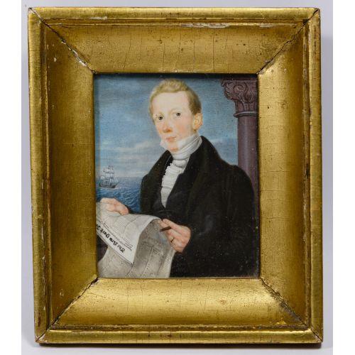 Unknown Artist (European, 19th Century) Oil on Board